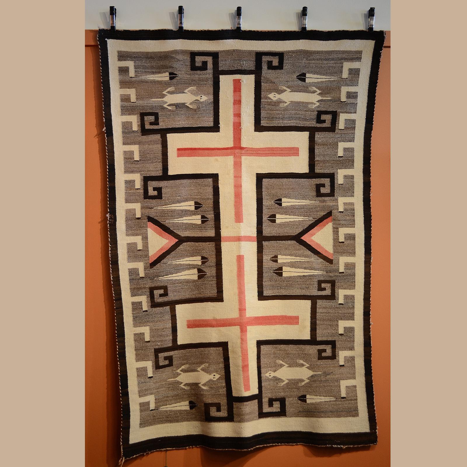 Navajo rug for sale daltons american decorative arts antiques indian art navajo rugs biocorpaavc Images